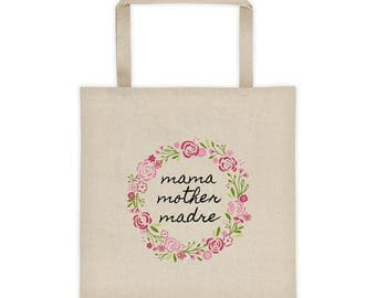 Mama, Mother, Madre - Tote bag
