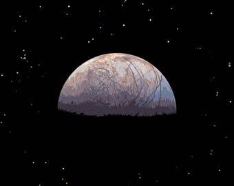 Europa satellite of Jupiter