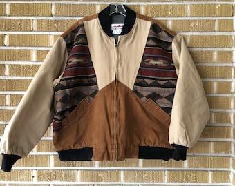 dueces and jacks, western jacket