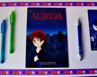Auriga Comic Series