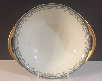"""Haviland  10"""" vegetable bowl, Limoges France"""