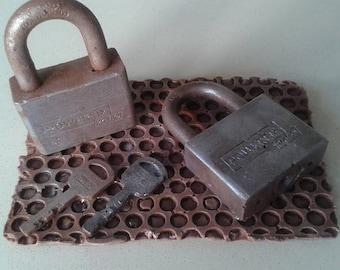 Chocolate Padlocks