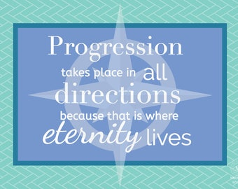 Progression in all Directions