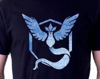 Pokemon Team Mystic Shirt