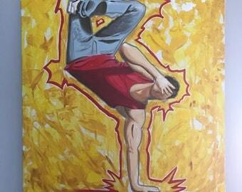Battle Born (painting)