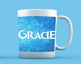 Frozen Inspired Mug - Personalised