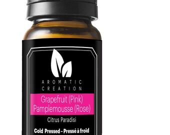 Pink Grapefruit-100% Pure Essential Oils