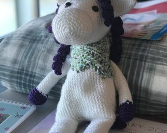 Dreamy unicorn buddy