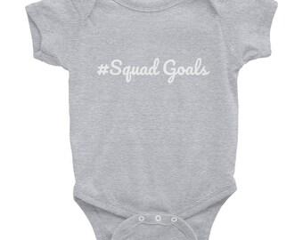 SquadGoals Infant Bodysuit