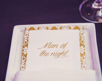 Customised name cards | PDF Downloadable