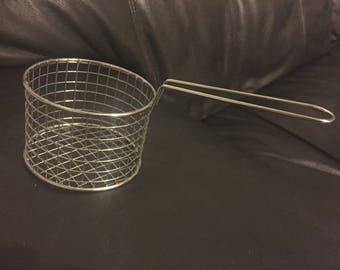 2 x Mini Frying Basket