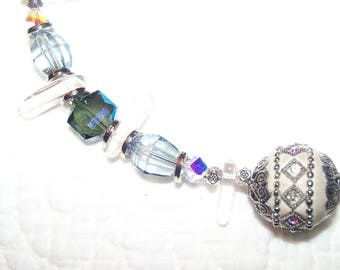 Madame Dubonnet's Handcrafted Boho Necklace