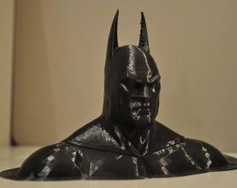 Paintable Batman Bust Model