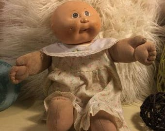 Vintage Cabbage Patch Kids Baby Doll 1982