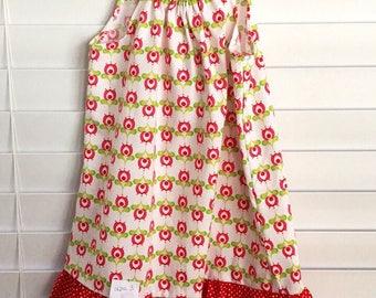 Cotton summer dress size 3