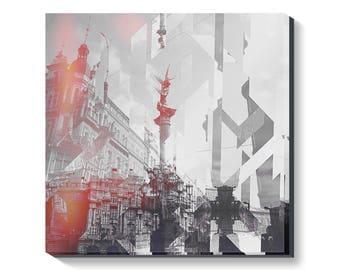 """Photography Nikita Petrov """"Mosaic. Square. Prague"""""""