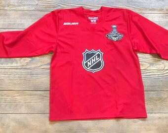 Kids Custom Bauer Hockey Shirts!