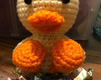 Crochet Duck Amigurumi
