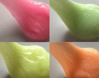 Easter Basket Glitter Slimes