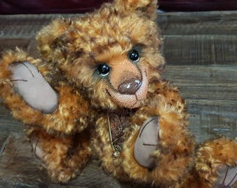 Collectible Teddy Bear  OOAK