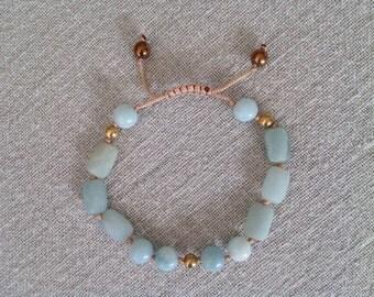 Bracelet of Amazonite