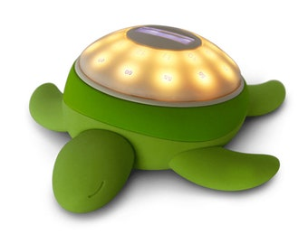 PREORDER Tick Tock Turtle -Makani- The Kid's Alarm Clock That Does It All