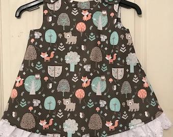 girls age 2-3 pinafore dress