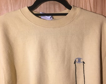 Embroidered Champion Sweatshirt