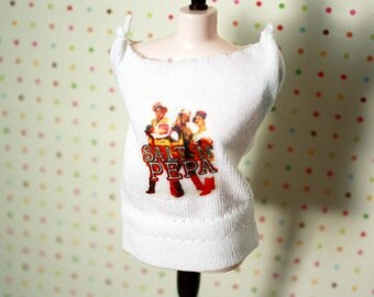 Salt N Pepa Tank Top T-Shirt for Blythe