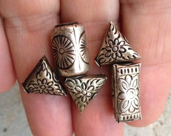 hill tribe silver beads