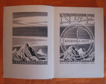 N by E by Rockwell Kent (1930)