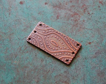 Inside / Etched Copper - Original Drawings on Copper