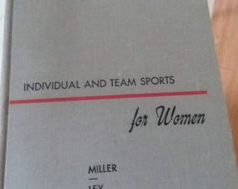Individual and team sports for women