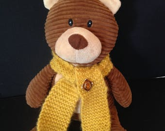 Second Chance Teddy Bear, Roy