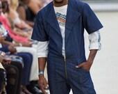 Men's Jumpsuit Ray Vincente - Sample Sale Item