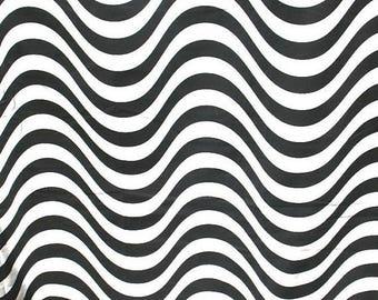 SALE - Waves - IKEA Tillfalle Cotton Fabric