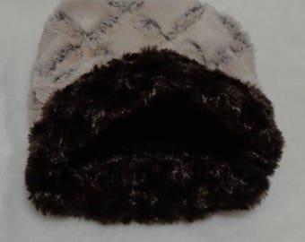 "Snuggle Sack- Pouch for Hedgehog - Hamster - Guinea Pig - Sugar Glider - Mice - 9""x9"""