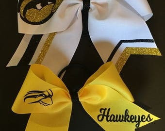 Hamilton Hawkeyes Team Spirit Bows