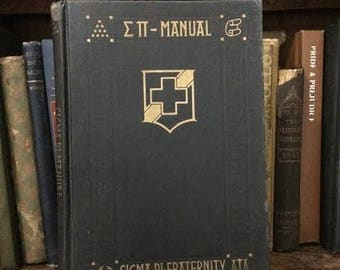 Sigma-Pi Fraternity Manual