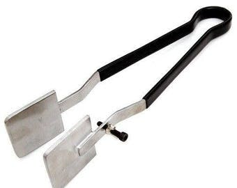 Large BBQ MASHER Bead Press Stainless Steel Hot Glass Blowing Lampworking Supplies