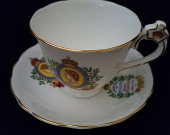 Queen Elizabeth/Coronation/Radford/Tea Cup/1953