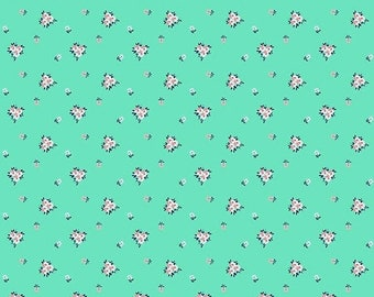ON SALE Riley Blake Designs A Little Sweetness By Tasha Noel Vintage Mint