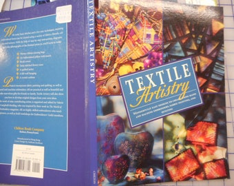 Textile Artistry - clearance