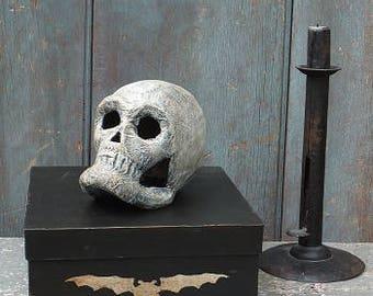 Primitive Skull Box