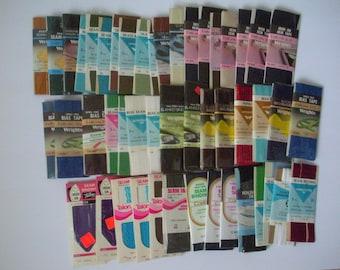 Large Lot Bias Tape, Seam Binding Sewing Supplies Talon Wright