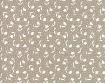 Farmers Daughter (5051 13) Taupe Bloom Toss by Lella Boutique