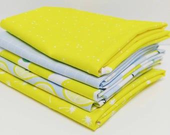 Just Add Sugar by Simple Simon & Co. - Half Yard bundle (5 Prints)