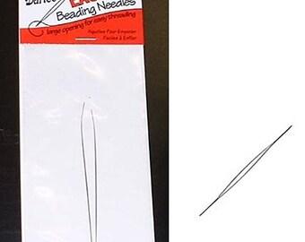 Easy Eye Beading Needle 2 needles per package Bead Craft 1144-26 fnt