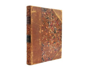 American Finance; with Chapters on Money and Banking - antiquarian book from 1901 bound in 3/4 leather - Free US Shipping
