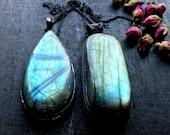 Labradorite necklace   Labradorite pendant   Labradorite pendant   Labradorite jewelry   Blue Labradorite stone